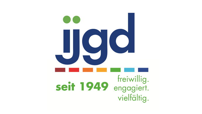 Logo - ijgd Internationale Jugendgemeinschaftsdienste e.V.