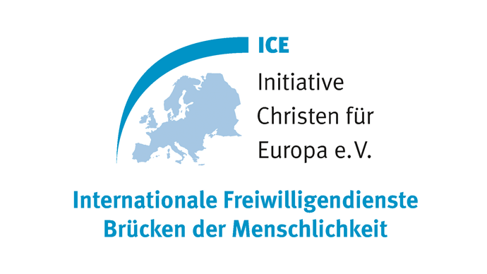 Logo - Initiative Christen für Europa e.V.